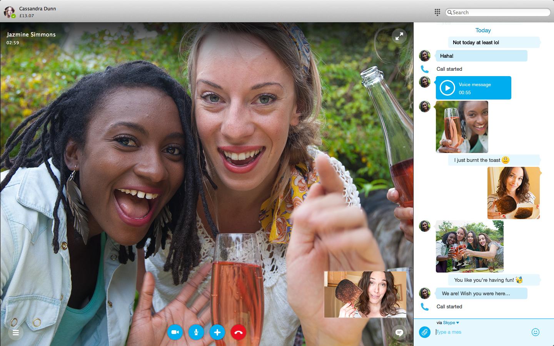 Skype for Mac v7.0 launch.02