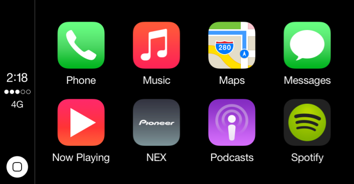 This is CarPlay