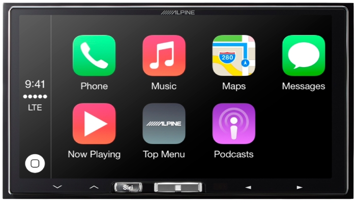 V141003 iLX-007_CarPlay_Menu