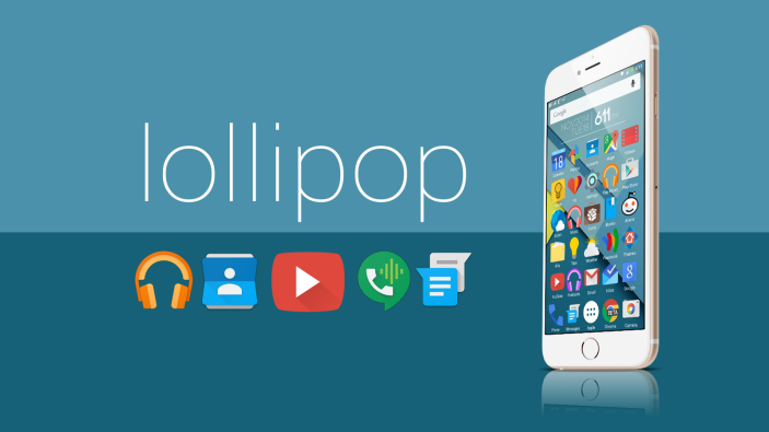 Android Lollipop iPhone 6 How To
