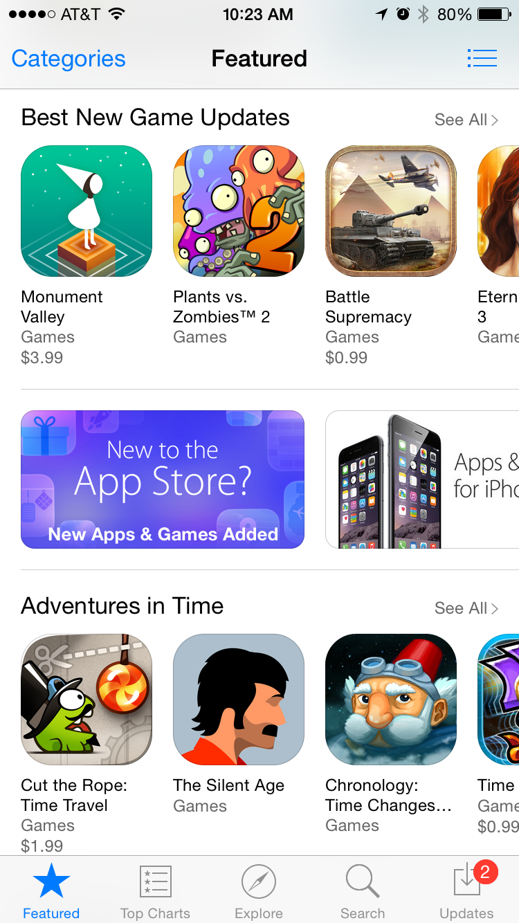 App Store Changes Free Button To Get Likely Due To In App