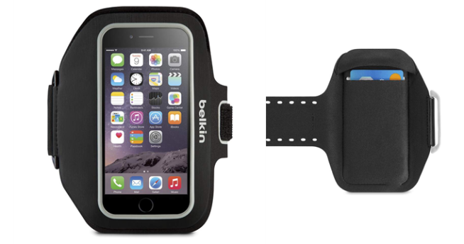 Belkin Sport-Fit Plus Armband iPhone 6