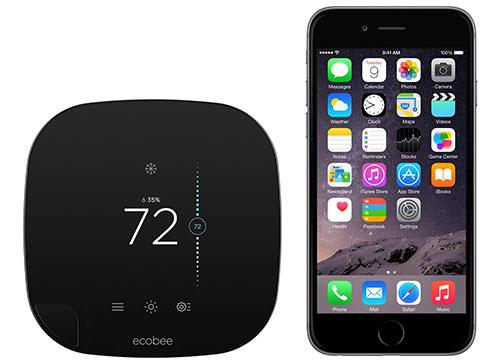 Ecobee3 iPhone 6