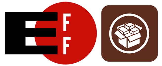 EFF Cydia Jailbreak