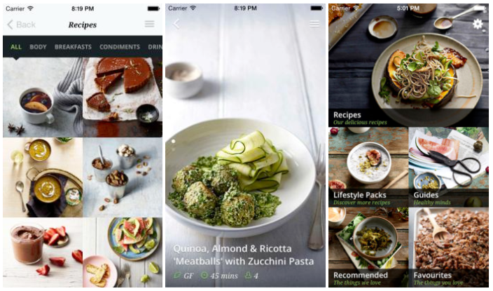 Free iOS app courtesy of Apple Store-The Whole Pantry-sale