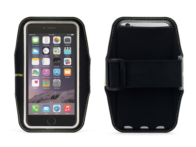 Griffin Trainer Armband Case iPhone 6 and 6 Plus