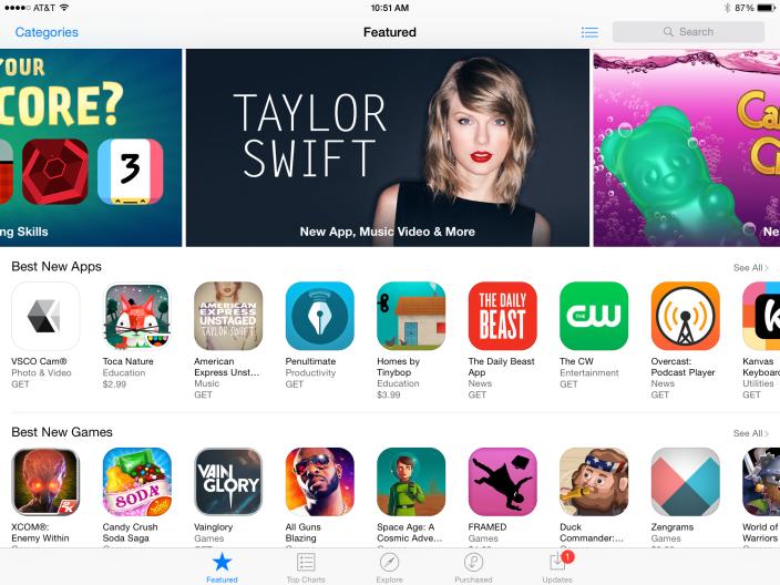 App Store Free Get