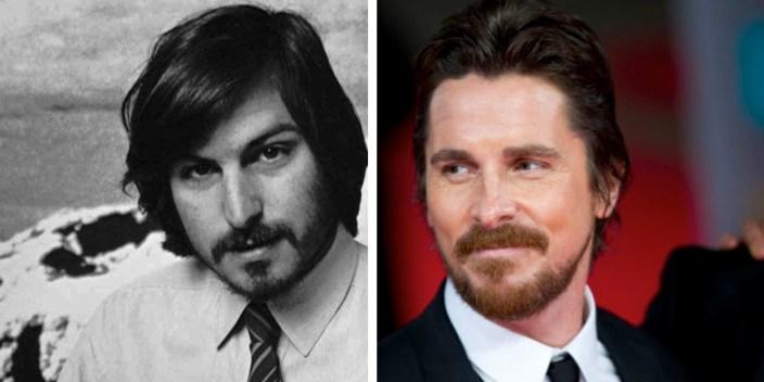 Steve Jobs Christian Bale