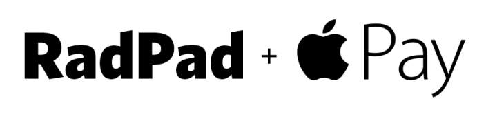 RadPad Apple Pay