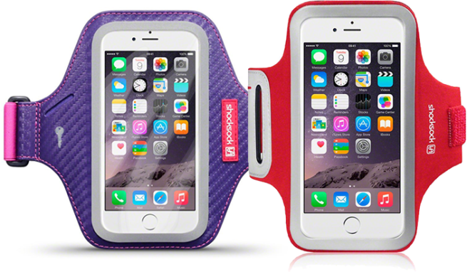 check out 7f33d 9e09e Best iPhone 6 & 6 Plus armband cases for running and exercise - 9to5Mac