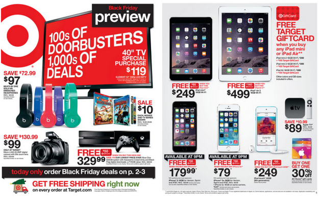 Target-Black Friday 2014-iPad