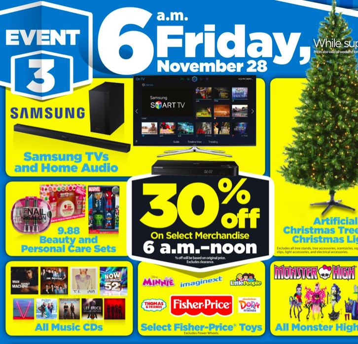 black friday ad walmart com