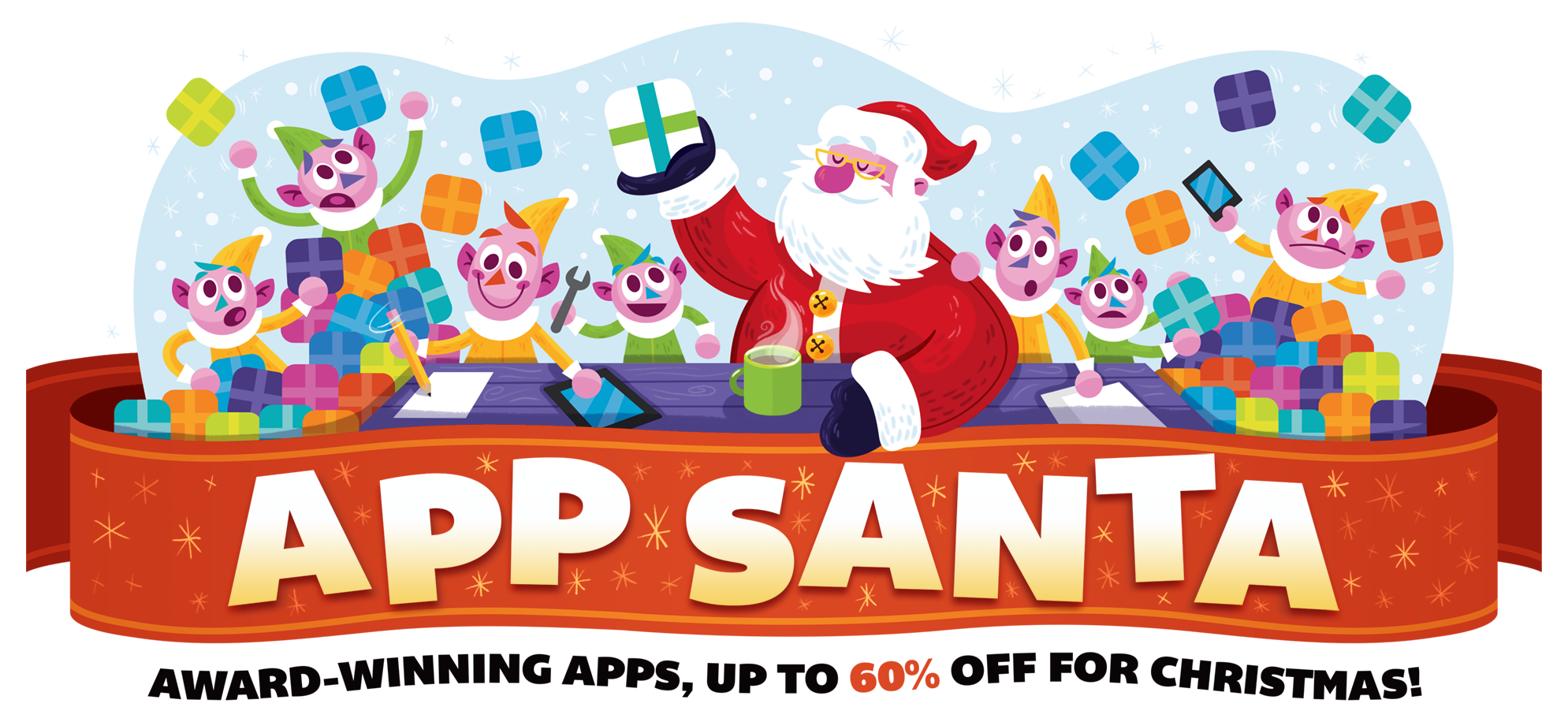 App Santa 2014