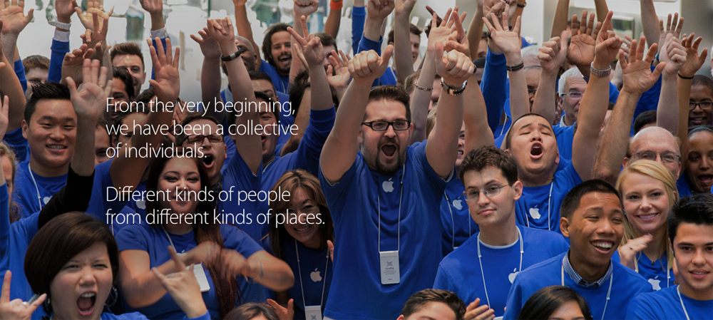 From Apple's diversity microsite
