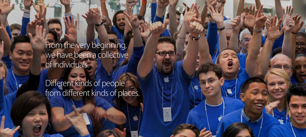 From Apple's diversity microsite
