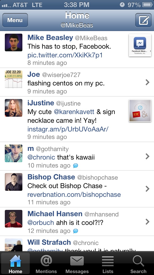 Where is the best Twitter experience on the iPhone? - 9to5Mac