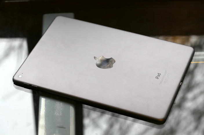 Apple's latest iPad Air 2 tablet