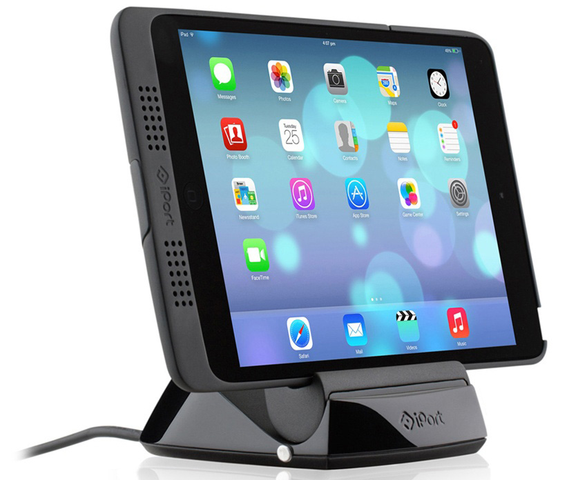 9to5 guide the best ipad stands docks and cases with built in iport publicscrutiny Images