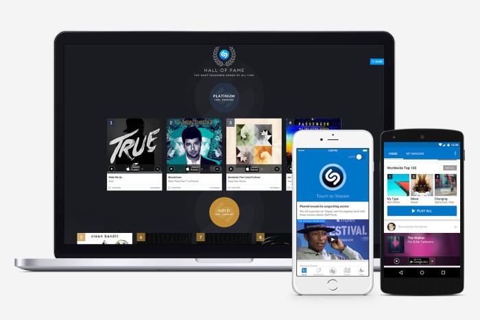 Shazam Mobile Apps