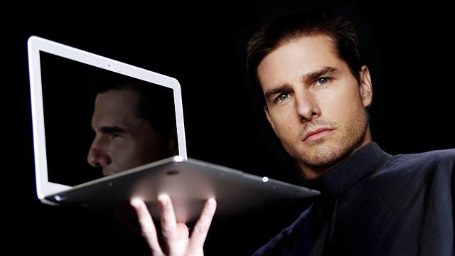 Tom Cruise Steve Jobs