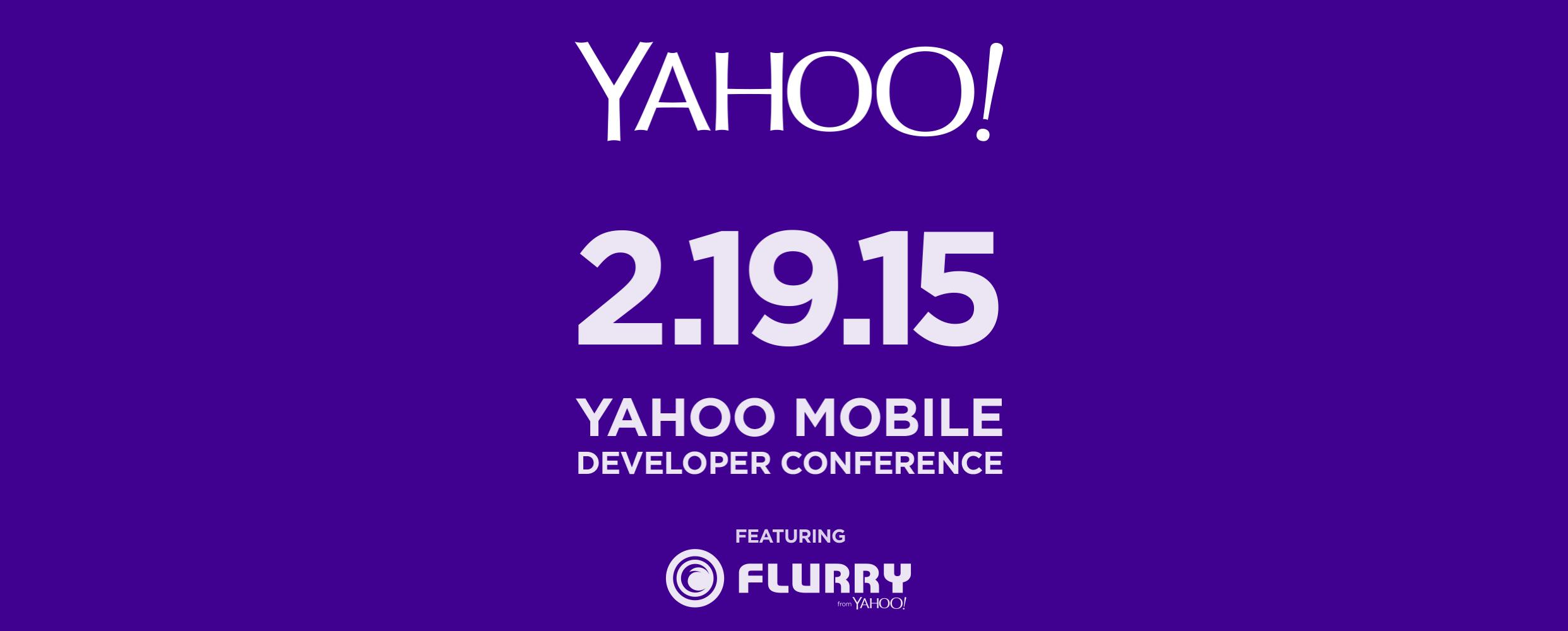 Yahoo-developer-conference