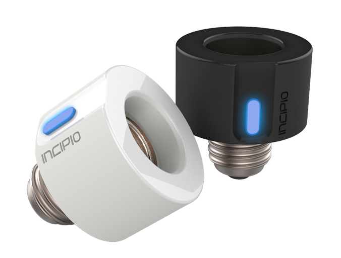 Incipio Direct Wireless Smart Light Bulb Adapter