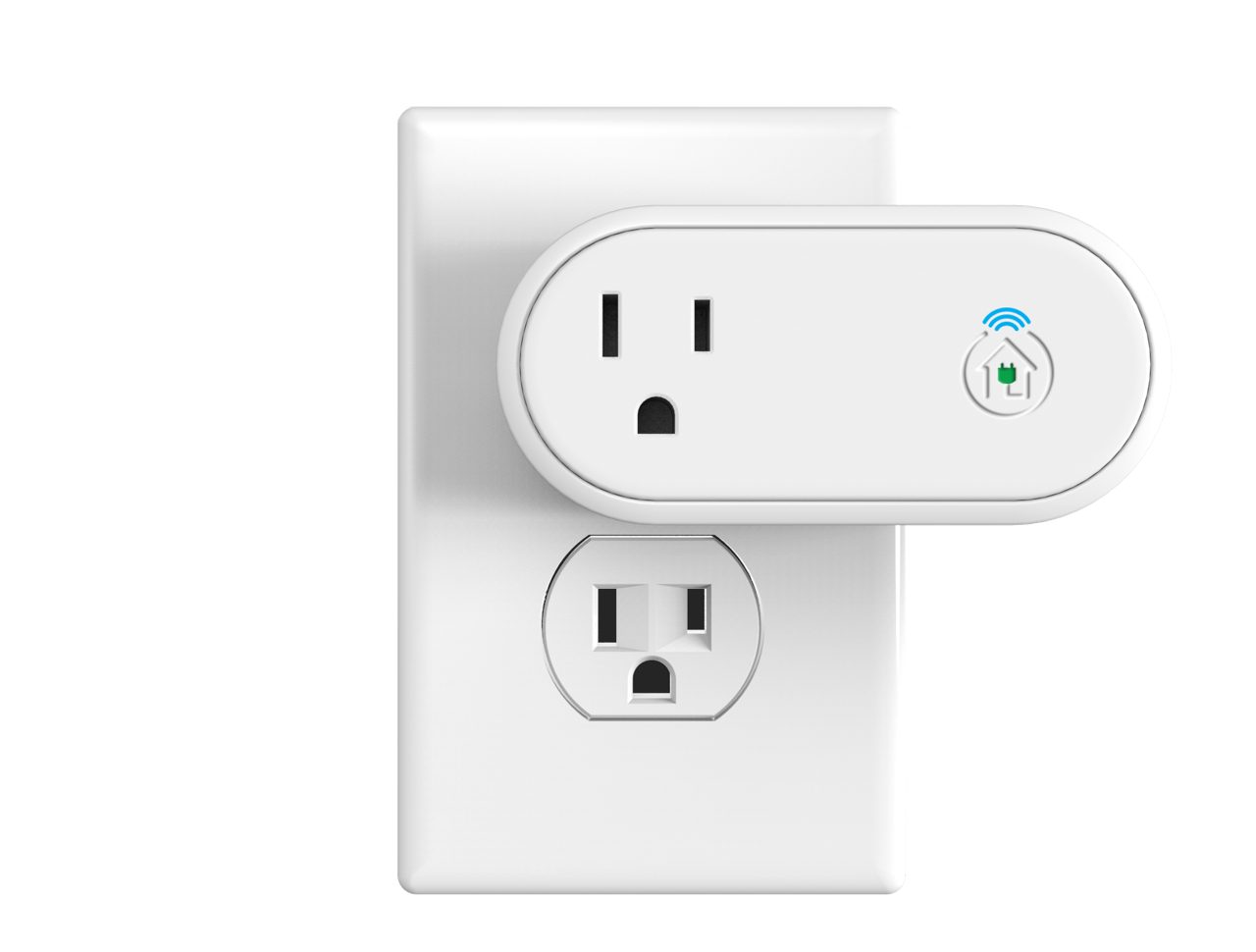 Incipio Direct Wireless Smart Wall Outlet