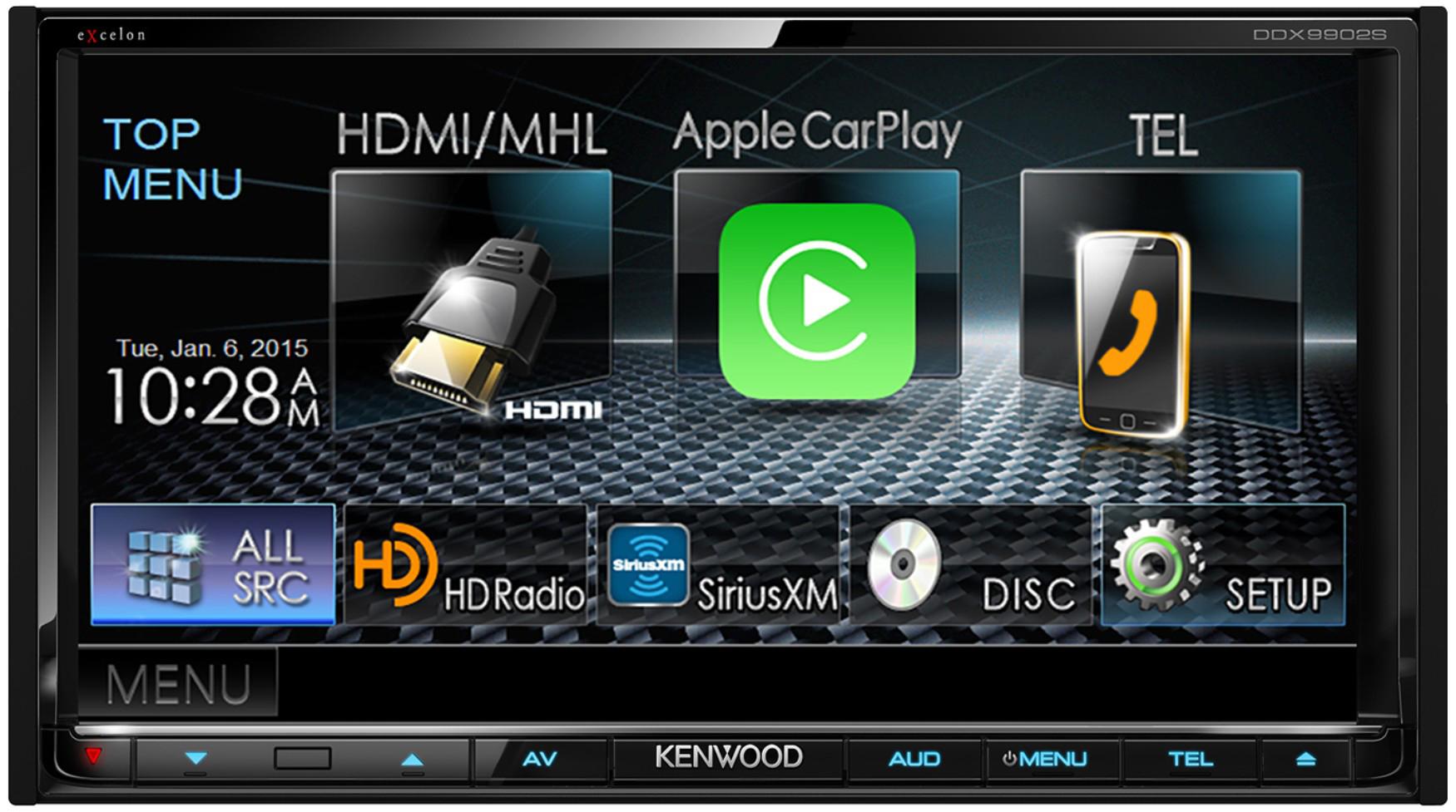 Kenwood CarPlay