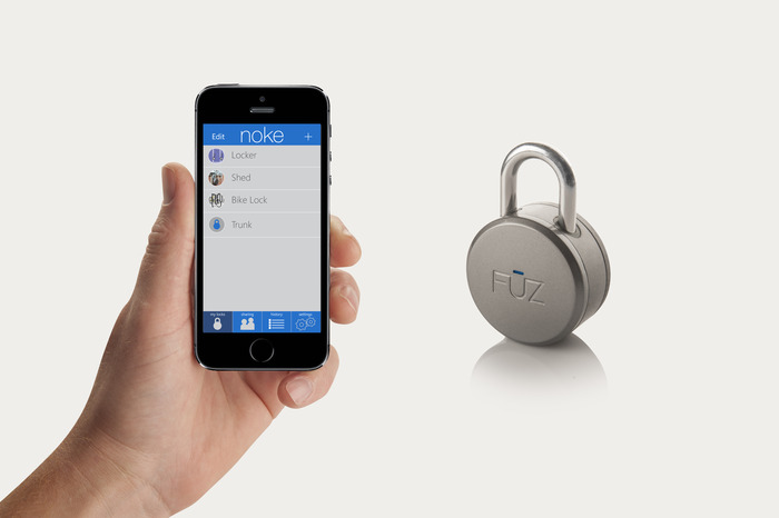CES 2015: Noke is a Bluetooth padlock that can be unlocked with your iPhone
