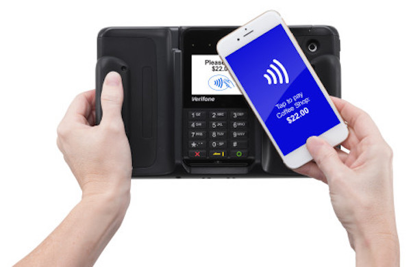 Verifone's new future-proof NFC terminal supports all mobile payment platforms & devices, including Apple Pay - 9to5Mac