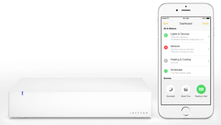 Insteon HomeKit Hub
