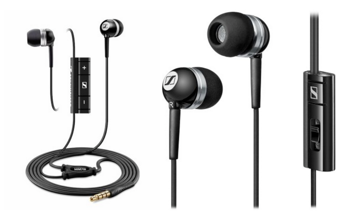 Sennheiser MM70S universal in-ear headphones w: mic & remote-sale-01