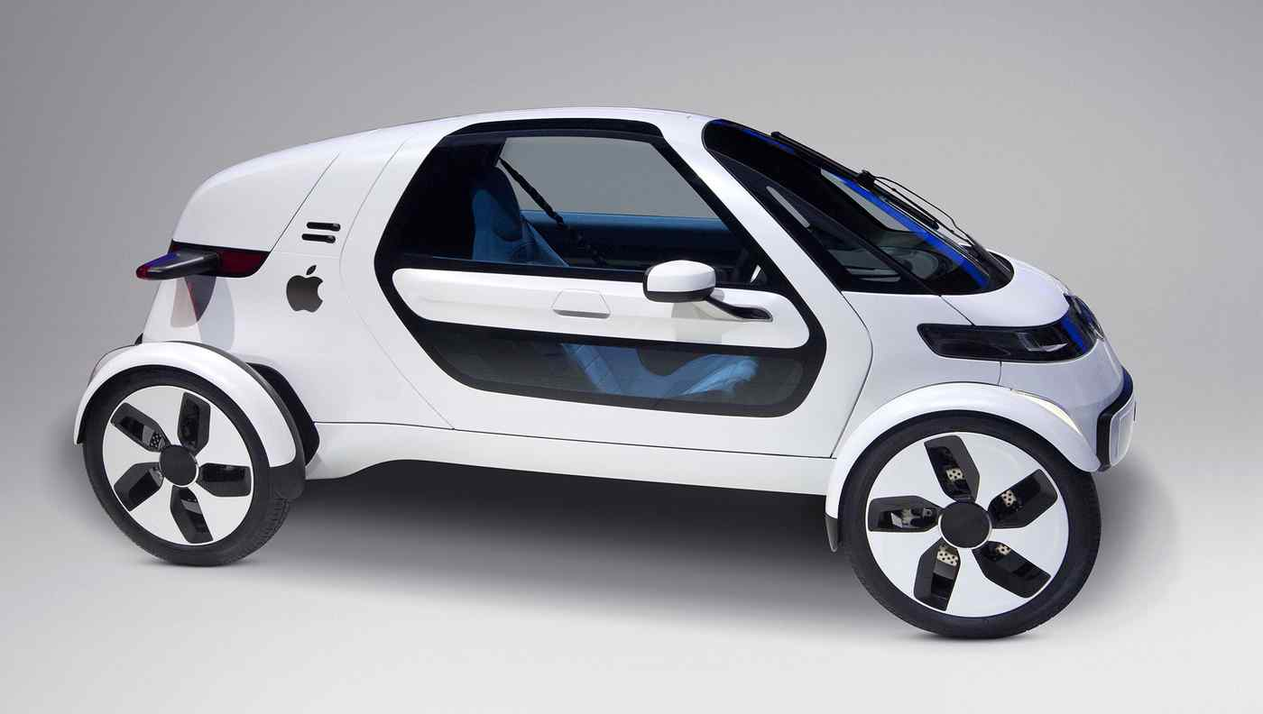 Media: Apple is developing an electric car 100