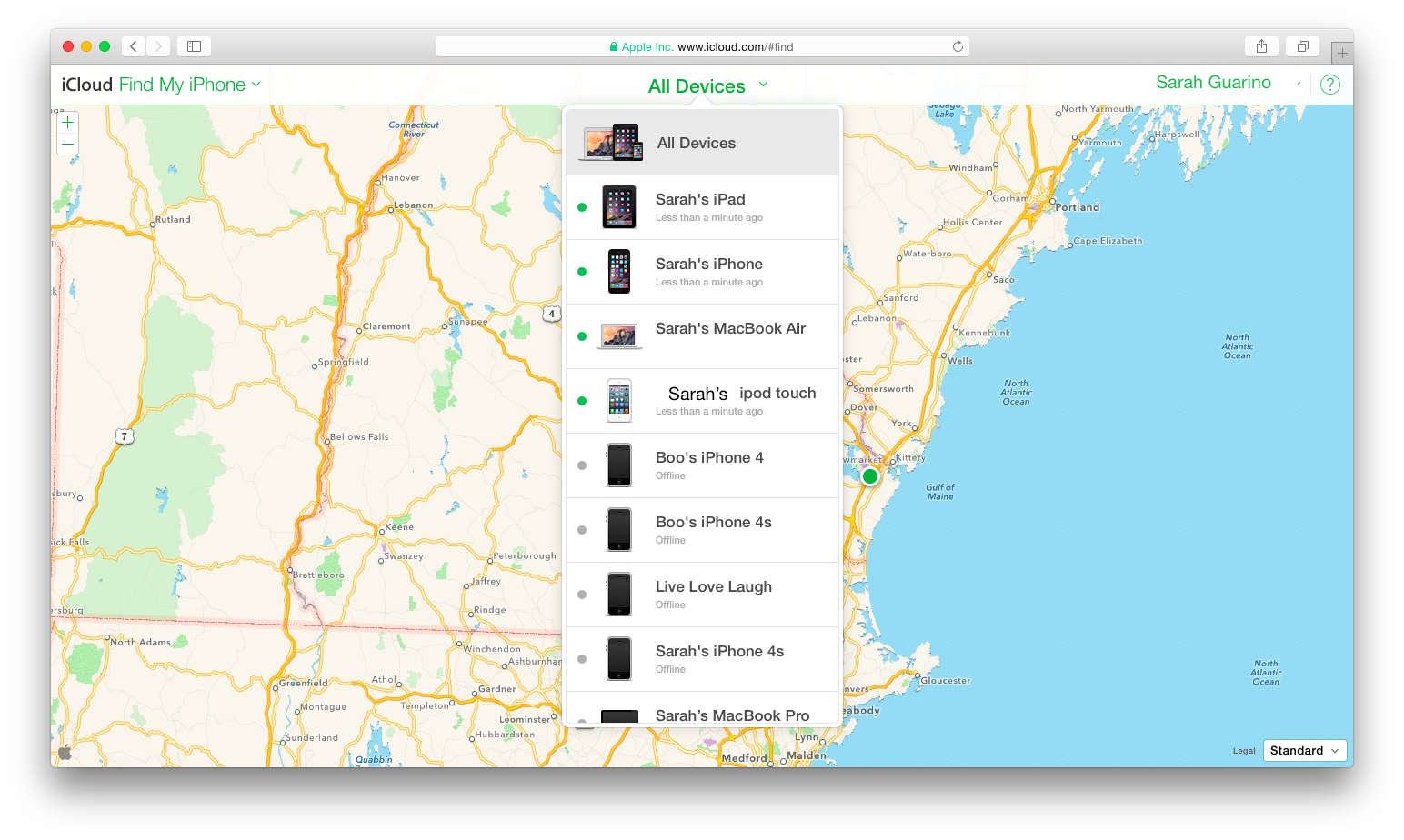 iOS 8 How-to: Set up and Use Find My iPhone, iPad and iPod touch