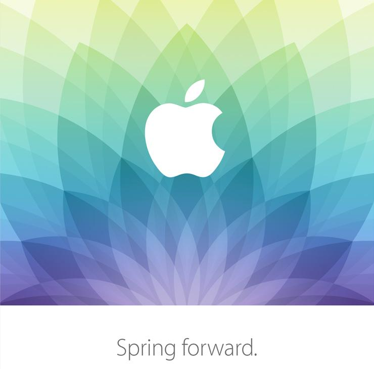 Apple Watch Spring Forward event
