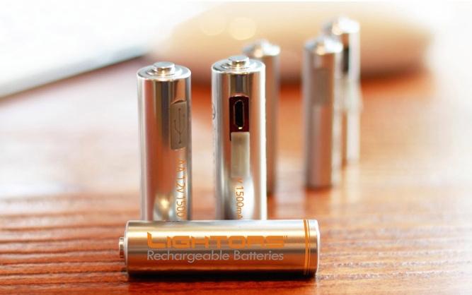 lightors-usb-rechargeable-batteries