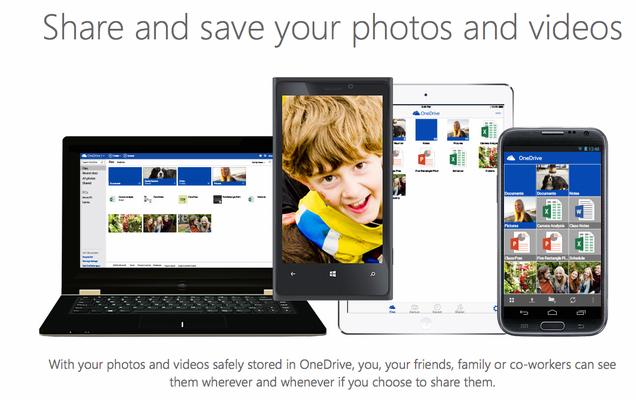 OneDrive Storage-Dropbox