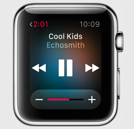 Apple Watch + Music