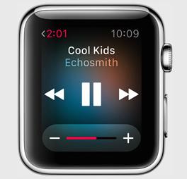 Apple Watch + Music