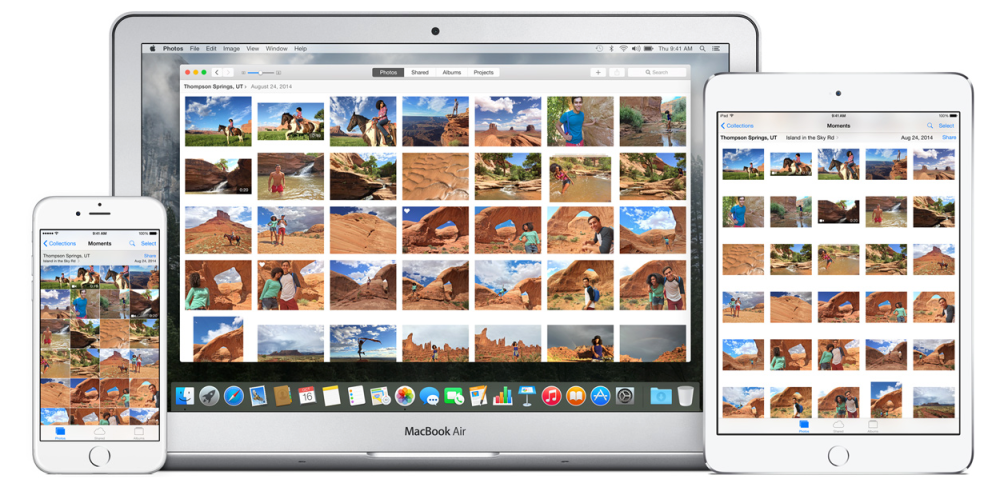 Photos for Mac iCloud Photo Library
