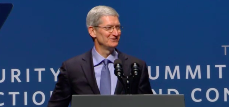Tim Cook White House Summit