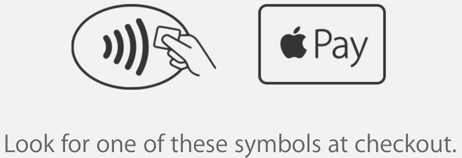 Apple Pay symbol