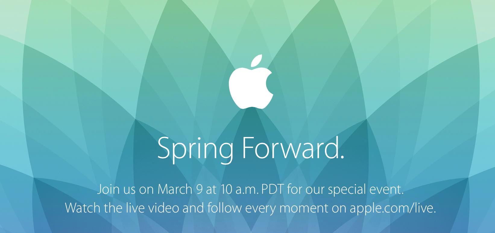 Apple live stream