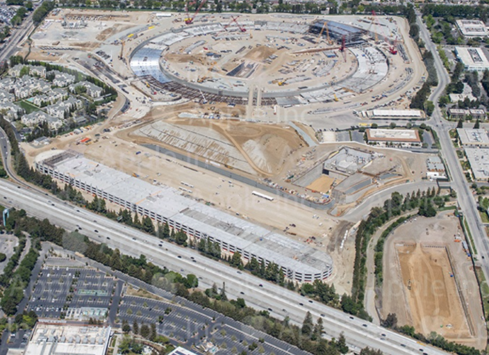 Apple Campus 2 Cupertino