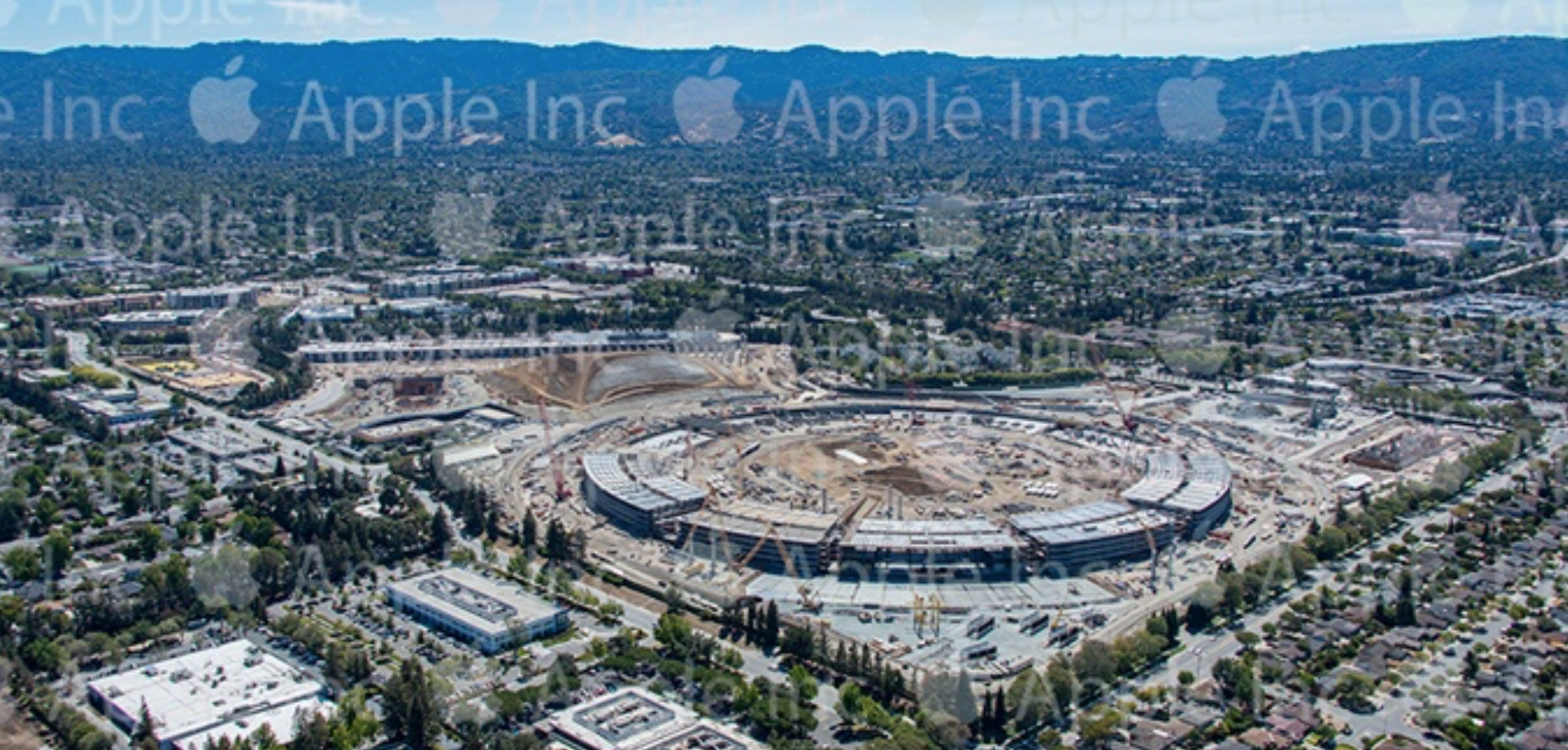 Apple Campus 2 Aug 2015