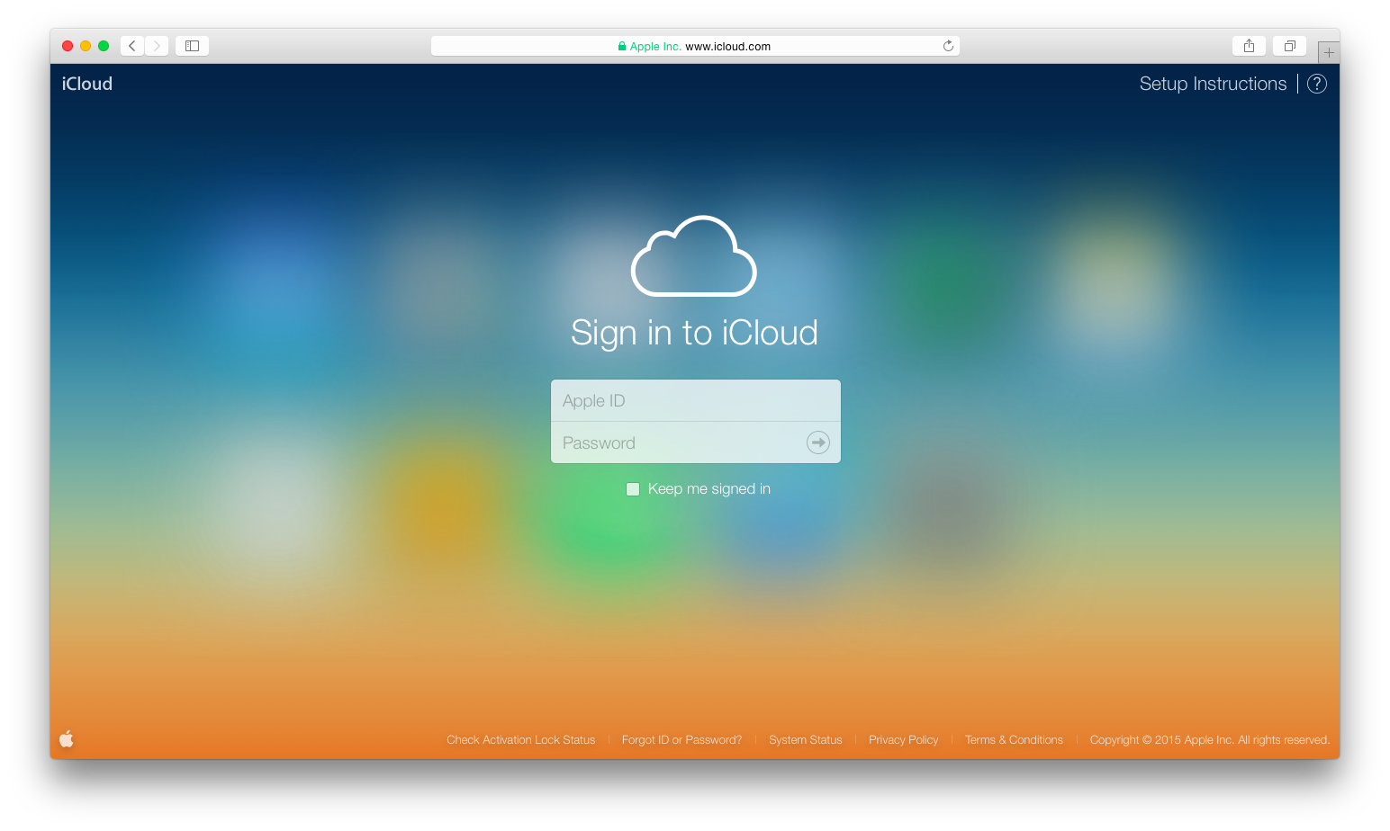 find my iphone login ios 8 how to set up and use find my iphone and ipod 1089