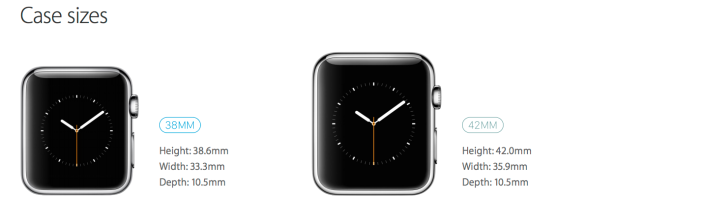 Apple-Watch-case-sizes