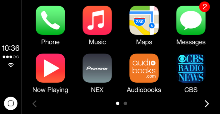 Audio Books CarPlay 5