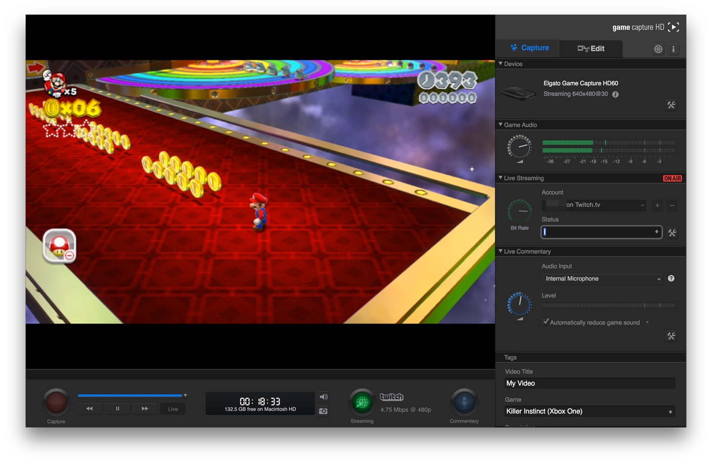review elgato s game capture hd60 livestreams your ipad iphone