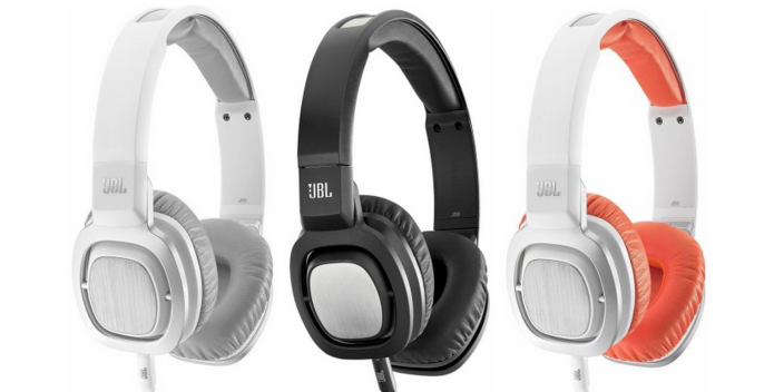 Headphones-JBL J55 on-ear-Sennheiser HD 518